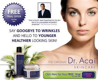 Skin Care Products Online Scams
