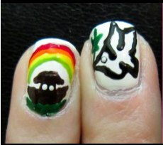 Finding Religion in a Manicure?