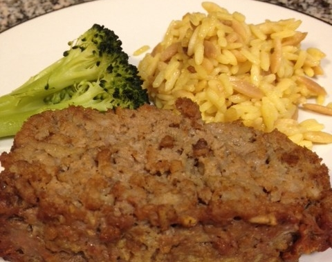 Baba's Meatloaf Recipe