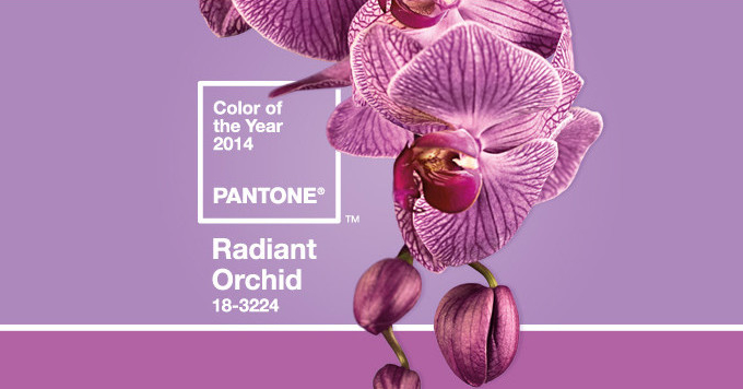 Radiant Orchid- Perfect Spring Nail Polish Color